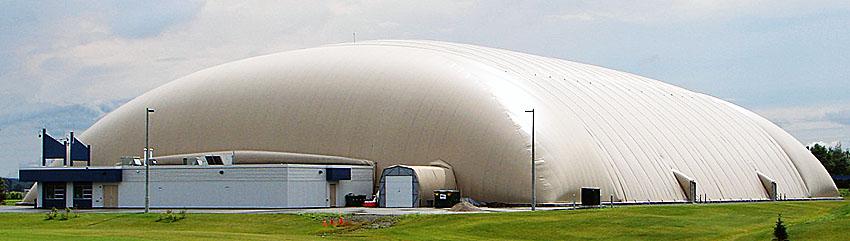 Воздухоопорное здание сооружение TENTER